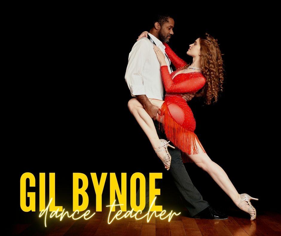 gil bynoe dance teacher